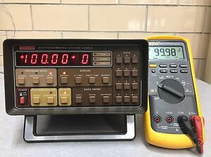 Keithley 230 Programmable Voltage Source Used Tested Ships Free