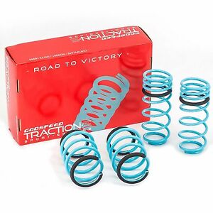 Godspeed Traction s Lowering Springs For Hyundai Veloster Turbo 2011 And Up Fs