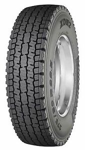 12r22 5 Michelin Xdn2 Commercial Truck Tire 16 Ply Lr H bargain