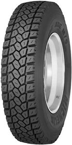 10r22 5 Michelin Xde Commercial Truck Tire 14 Ply Lr G bargain free Shipping