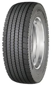 275 80r24 5 Michelin Xda2 Commercial Truck Tire 14 Ply Lr G bargain