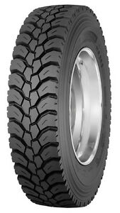 11r22 5 Michelin X Works Xdy Commercial Truck Tire 16 Ply Lr H Bargain