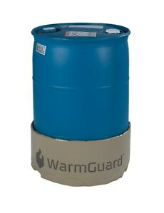 Warmguard Wg55 55 gallon Insulated Drum Heater Barrel Heater Fixed Temp 145 F