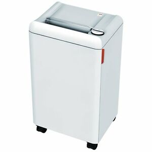 Destroyit 2360 Cross Cut Paper Shredder Security Level 5 6 8 Sheet Capacity