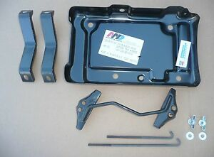 Battery Tray Hold Down Charger Road Runner 66 69 Amd B Body Mopar 2 Brace