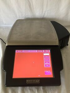 Hobart Deli Produce Scale With Printer