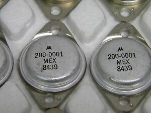200 0001 Transistor Lot Of 18 Pieces npn