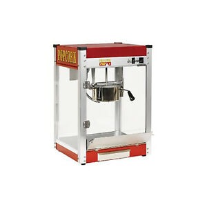 Paragon 4 Oz Theater Style Commercial Popcorn Machine Concession Stand 1104210