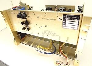 Hms Electronics Hs2p mpx r q High Speed Starter For Picker X ray System