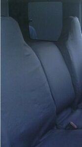 Dodge Ram 1998 2001 Seat Covers Front 40 20 40 Black