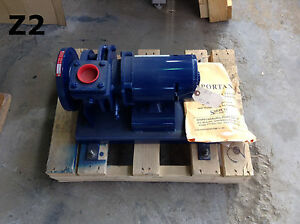 Shipco 116p Two stage 3x1 1 2 Cast iron Npsh Centrifugal Water Pump 3 4hp