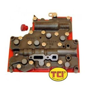 Tci Automotive 744200 Powerglide Valve Body Full Manual Series