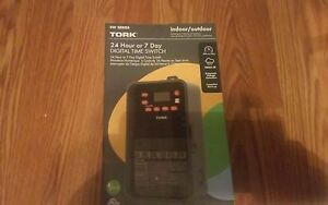 24 Hour Or 7 Day Digital Time Switch Time Switch Ew103b