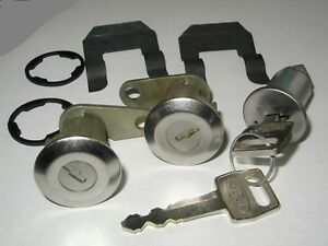 Ignition Door Lock Set Ignition Switch Ford Falcon Fairlane Ranchero 1968 69