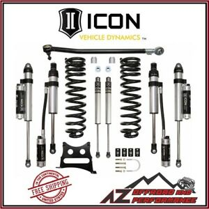 Icon 2 5 Suspension System Stage 5 For 17 20 Ford F250 F350 4wd Super Duty
