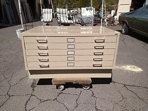 blueprint Plan Or Art File 5 Drawer 24 x36 W stand Wedeliverlocallynorthernca