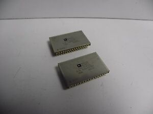 Set Of 2 Analog Devices Hdd 1206jw D a Converter