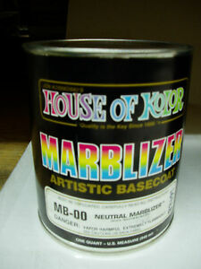 Mb00 Neutral Clear Marbilizer Mb 00 House Of Kolor 1 Qt