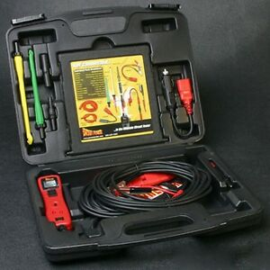 Power Probe 3 With Gold Series Lead Set Pp3ls01 Automotive Circuit Tester