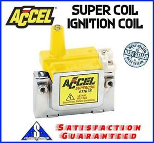 Accel 11076 Super Coil Ignition Coil 91 02 Honda Acura 4 Cylinder