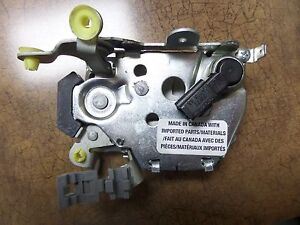 Sterling Ford Drivers Side Lh Door Latch A18 60091 000