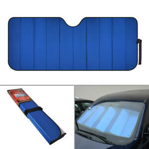 Auto Sun Shade Fold Able Uv Protection For Car Truck Suv Windshield Visor