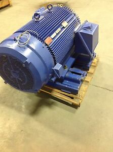 300 Hp Reliance Electric Motor P n 16at136aba will Ship You Arrange