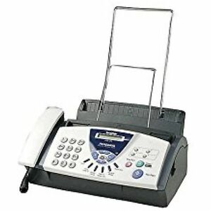 New Brother Ribbon Transfer Technology Fax 575 Personal Fax With Phone