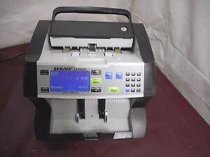 Magner Fusion Cash Money Bill Digital Technology Counting Machine 119 0268
