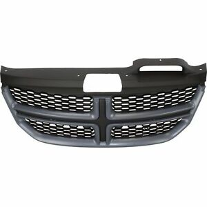 New 2011 2014 Grille Front For Dodge Journey Ch1200361 1vu67tzzab