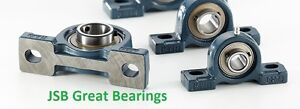 q 4 Fyh Ucp201 8 Two Bolt Flange Mount 1 2 Inch Pillow Block Bearings Ucp 201