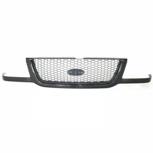 New 2001 2003 Grille Front For Ford Ranger Fo1200395