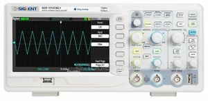 Siglent Sds1072cml 2 channel Digital Oscilloscope 70 Mhz 1 Gsa s 2 M