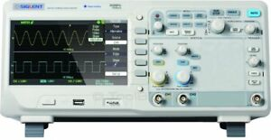 Siglent Sds1202cfl Digital Oscilloscope