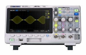 Siglent Sds1202x Super Phosphor Oscilloscope 2 channel Digital Desktop Spo