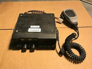 Vertex Vx 4000l Vhf Low Band Mobile Radio 37 50mhz 6m