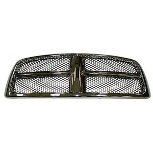 Ch1200268 2003 2005 Grille Chrome Frame Front For Dodge Ram 1500 2500 3500