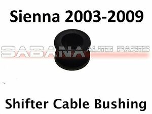 New Toyota Sienna 2003 2008 Automatic Transmision Shift Shifter Cable Bushing