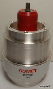 Comet Vacuum Variable Capacitor Cvmn 500bc 10 bec 80 500pf 10 6 Kv Ceramic