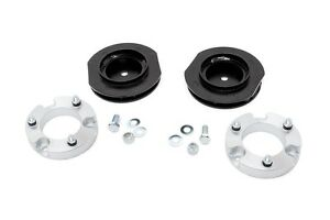 Rou 764 Rough Country 2in Leveling Lift Kit Fits 10 17 Toyota 4 Runner