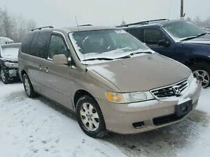 Anti Lock Brake Parts Honda Odyssey 99 00 01 02 03 04