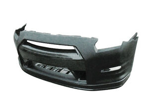 New Oem Front Bumper Frp Body Kits For Nissan Skyline R35 Gt r Dba 11 13 Gtr