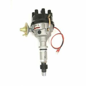 Pertronix D175510 Flame Thrower Rover V8 Distributor Replaces Lucas 35d 8 Cyl