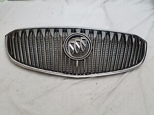 on Grill For 2011 Buick Lacrosse