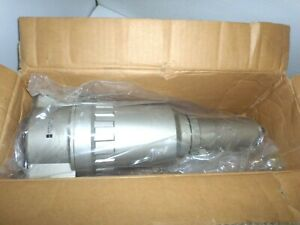 New In Box Smc Naf811 n12 8 Air Line Pneumatic Filter 1 1 2 Npt