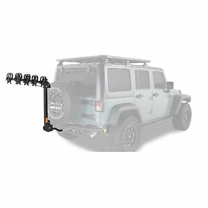 Rhino Rack Rbc051 Cruiser4 Bike Carrier For 1 1 4 And 2 Hitches