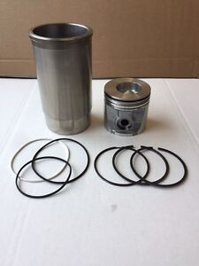 John Deere 6 101a t Early 6 619a t Late Piston Kit Re40476 Re20275 8650 8760