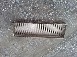 Perforated Pan Heavy Duty Stainless 1241