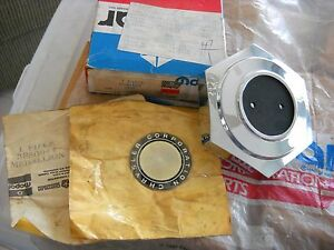 Nos Mopar 1978 79 Cordoba Magnum Center Cap Wheel Cover 3699494 3880944