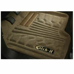 Lund 583118 t Front Tan Carpet Catch It Floor Mats For Toyota Tacoma